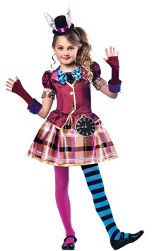 Miss Hatter - Child Costume