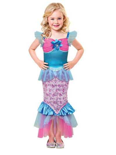 Sparkle of the Sea - Child Costume