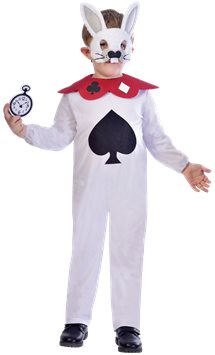 White Rabbit - Child Costume
