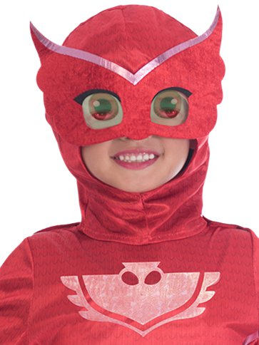 PJ Masks Owlette Deluxe - Child Costume left