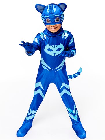 PJ Masks Catboy Deluxe - Child Costume front