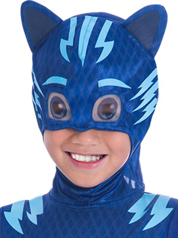 Pj Masks Catboy Deluxe Child Costume Party Delights