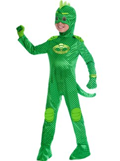 PJ Masks Gekko Deluxe - Child Costume