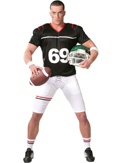 Quarterback - Adult Costume