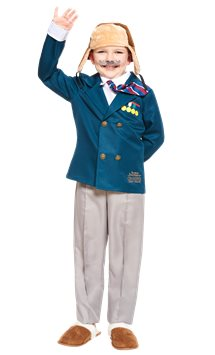 David Walliams Grandpa's Great Escape - Child & Teen Costume