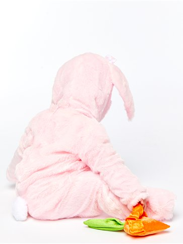 Little Wabbit Pink - Baby & Toddler Costume back