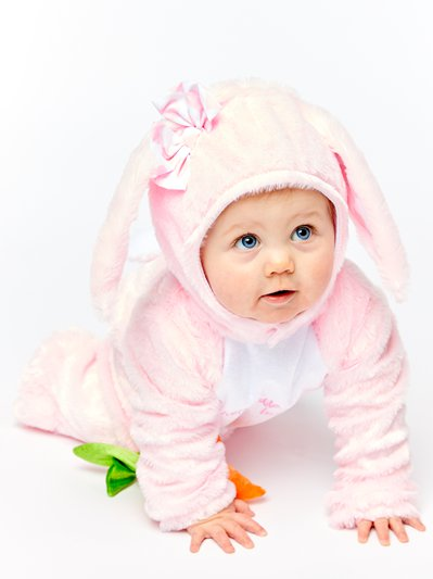Little Wabbit Pink - Baby & Toddler Costume