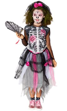 Day of the Dead - Child Costume
