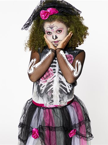 Day of the Dead - Child Costume left