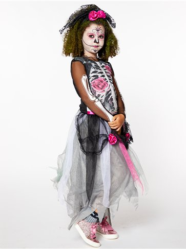 Day of the Dead - Child Costume pla