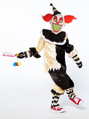 Carnival Nightmare - Child and Teen Costume front