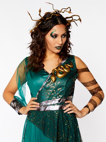 Medusa - Adult Costume left
