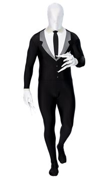 Slender Man Party Suit - Adult Costume