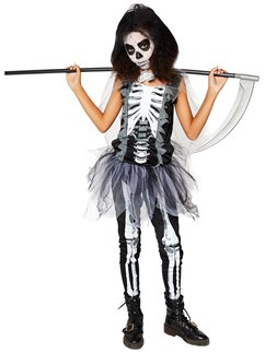 Girls Skeleton Reaper
