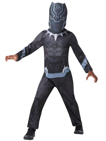 Black Panther Child Costume Party Delights