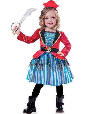 Anchor Cutie - Child Costume front