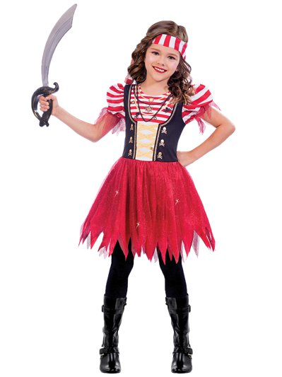 High Seas Pirate - Child Costume