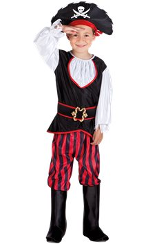 Pirate Tom - Child Costume