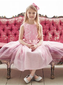 Aurora Party Dress with Headband