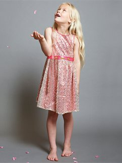 Aurora Sequin Party Dress