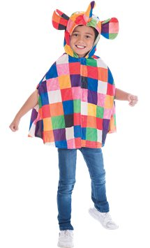 Elmer Cape - Child costume
