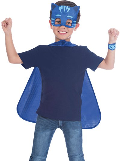 PJ Masks Catboy Cape Set - Child Costume