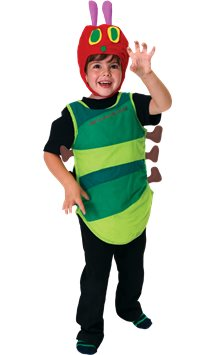 The Very Hungry Caterpillar - Toddler Costume