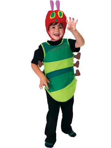 The Very Hungry Caterpillar Toddler Costume Party Delights