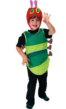 The Very Hungry Caterpillar - Child Costume