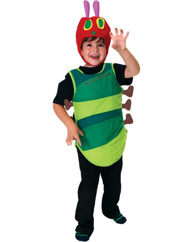 The Very Hungry Caterpillar - Child Costume front