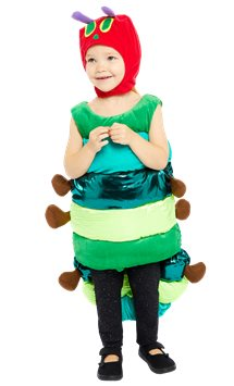 Hungry Caterpillar Deluxe - Toddler Costume