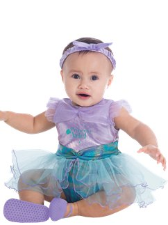 Disney Ariel Tutu Dress - Baby Costume