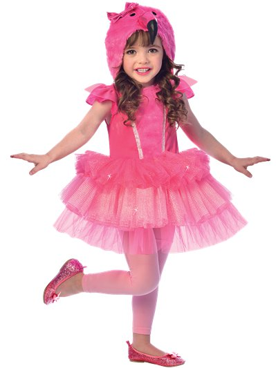 Flamingo - Toddler and Child Costume