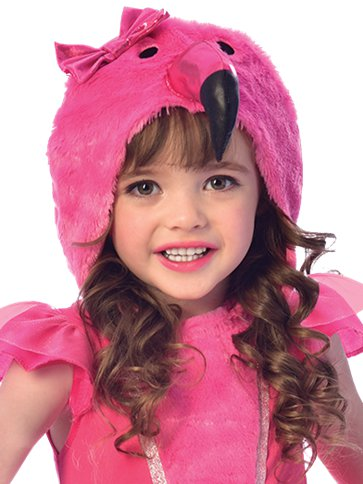 Flamingo - Toddler and Child Costume left