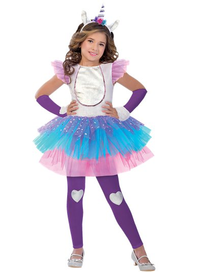 Magical Unicorn - Child Costume