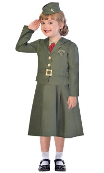 WW2 Girl Soldier