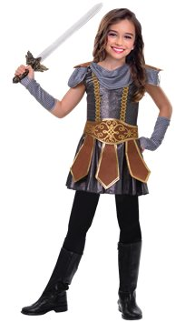Warrior Cutie - Child Costume