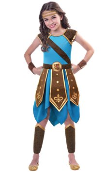 Wondrous Warrior - Child Costume