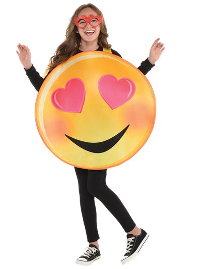 Heart Eyes For You - Child Costume