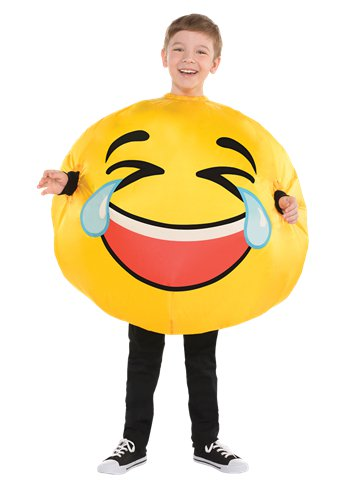 Inflatable Tears Of Laughter Child Costume Party Delights