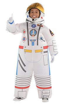 Inflatable Astronaut - Child Costume