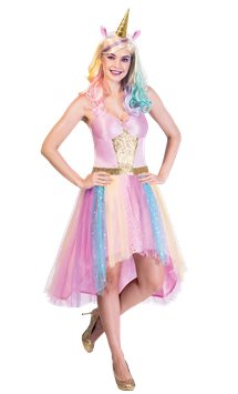 Mystic Unicorn - Adult Costume