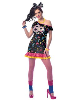 7d05f809f1 Women's 80s Fancy Dress | Party Delights