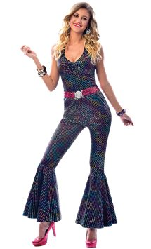 Disco Diva - Adult Costume
