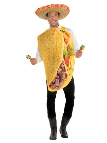 Taco - Adult Costume front