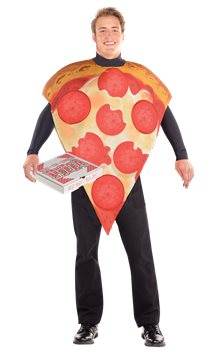 Pizza Slice - Adult Costume