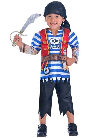 Ahoy Matey - Child Costume front