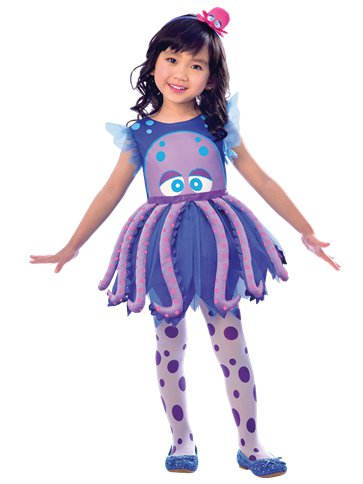 Octopus - Child Costume front