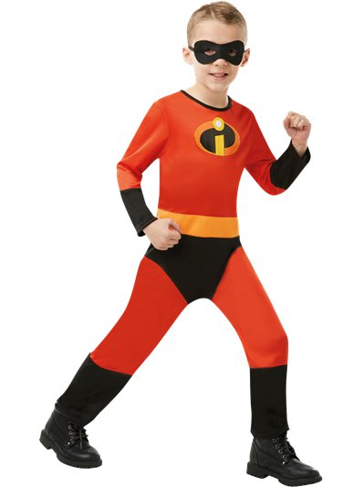 Incredibles 2 Jumpsuit - Child Costume