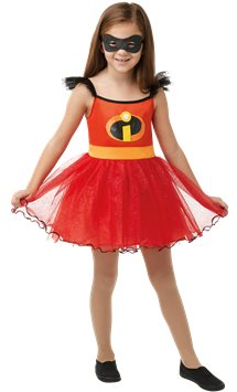 Incredibles 2 Tutu Dress - Child Costume